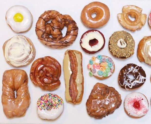 hybrid foods donut cronut