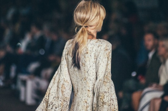 Hair How-To: MBFWA Edition