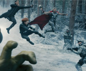 The Avengers, Avengers: Age of Ultron, new movie releases
