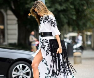 How To Style Fringe Clothing