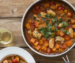 Hot Pot, Chicken Recipes, healthy dinner ideas, Zoey Bingley-Pullin, Winter