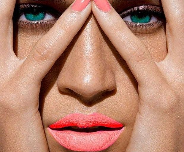 Lip colours, Lipstick, Summer, Trends