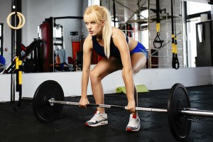 deadlift, women's fitness