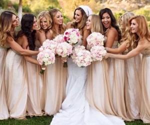 Top 10 Celebrity Bridesmaid Dresses