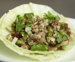 Chicken Recipes, Dinner Recipes, Frank Camorra, Chicken, Lettuce Cups, Asian Recipes