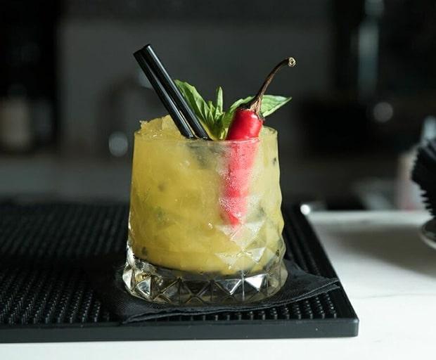 Caipiroska, Chilli Cocktail, Cocktail recipes, TGIF