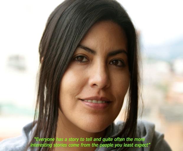 Inspirational women, Violeta Ayala, career women, Australian writer and filmmaker