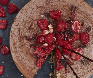 Treat Yourself: Raw Chocolate Cheesecake Recipe