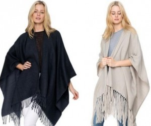 Get The Look: How To Style Capes For Winter