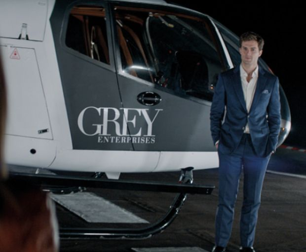 Interview: 50 Shades of Grey Costume Designer Mark Bridges
