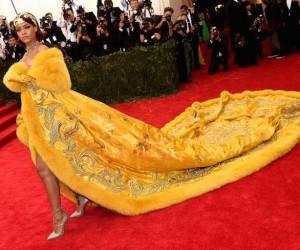 Rihanna, Met Gala, Met Gala 2015, Met Gala Red Carpet, Celebrity Best Dressed,