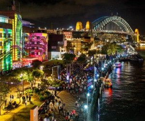 5 Things To Do During Vivid Sydney