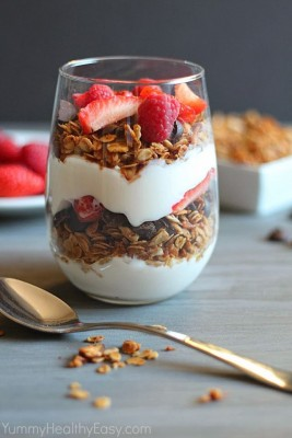 5 Tasty Granola Recipe Ideas