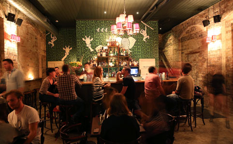 Must-Try Hidden/Underground Bars in Sydney