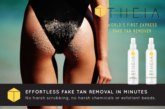 Say Goodbye To Fake Tan Fail in 2 Minutes With THEIA