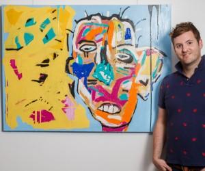 artist, art, emerging artist