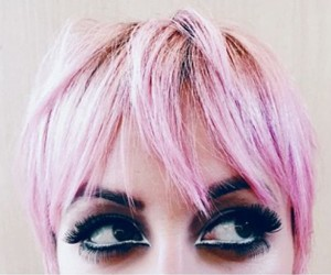 Get The Look: Nicole Richie's Pink Pixie Hair Style