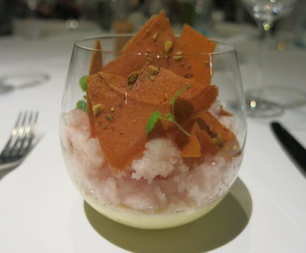 fine-dining recipe, dessert recipe, winter recipe