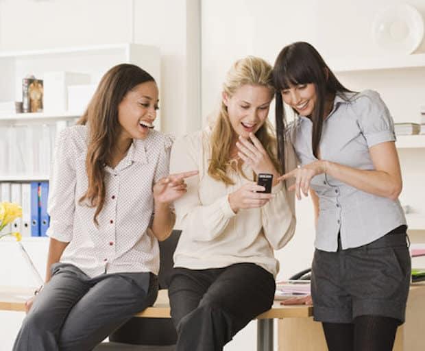 career, work, women, success, coworkers, friends