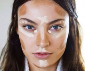makeup tips, makeup tricks, makeup, beauty, contouring, plumping, bronzer