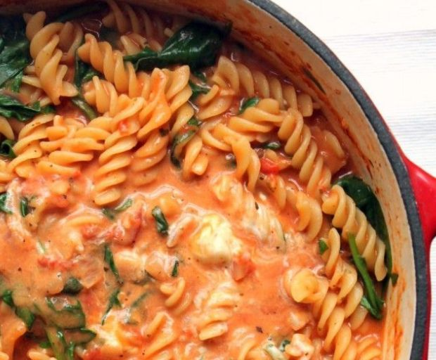 One Pot Pasta Recipes