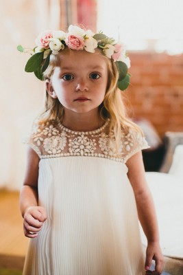 10 Cute Flower-Girl Dress Ideas