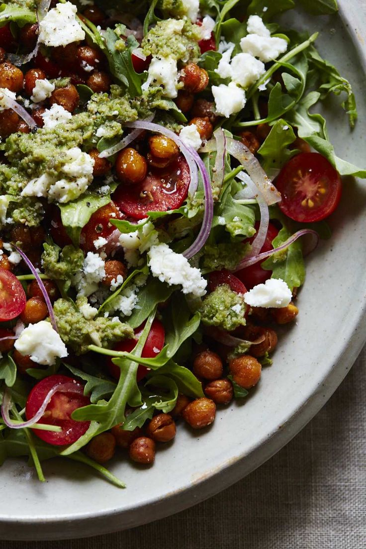 5 Healthy Green Salad Ideas