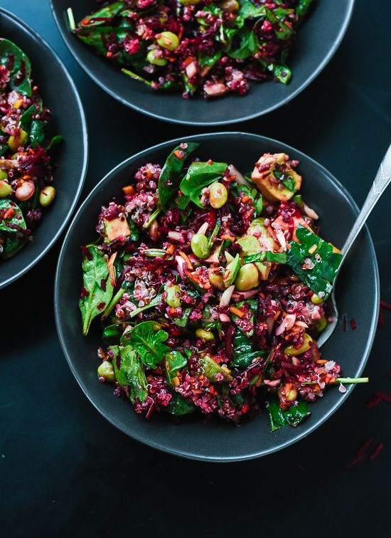 6 Light Beetroot Salad Ideas