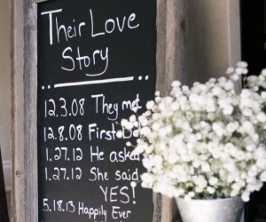 6 Bridal Shower Decor Ideas