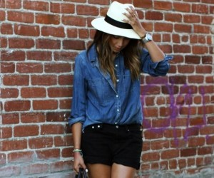 How To Style Panama Hats For Summer