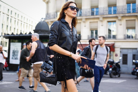 8 Street Style Looks From Paris Fashion Week