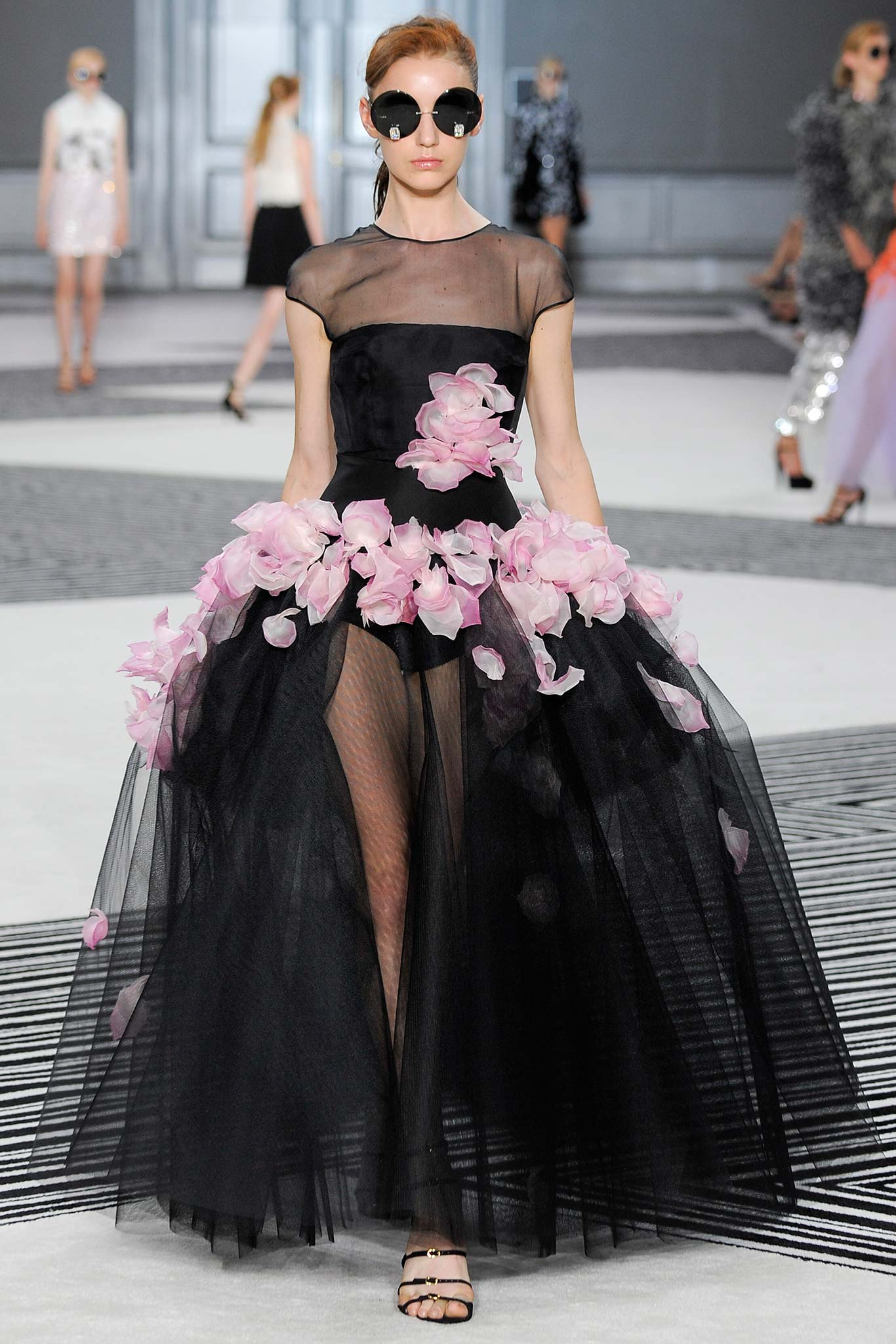 Diy Raining Men Costume: The Dreamiest Dresses From Haute Couture Fashion Week