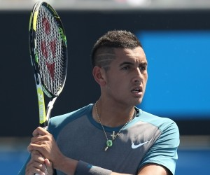 Nick Kyrgios, tennis, Wimbledon, Dawn Fraser