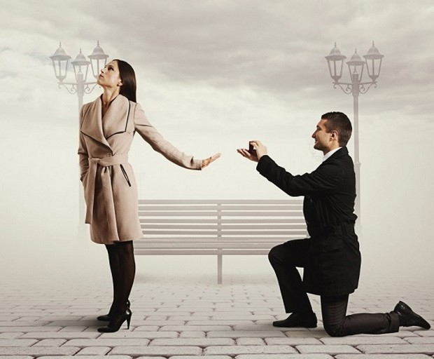 Is the new marriage an open marriage?