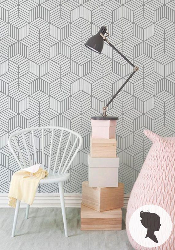 Interior Design Trend: Modern Wallpaper