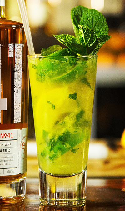 TGIF: Orange Mojito Recipe