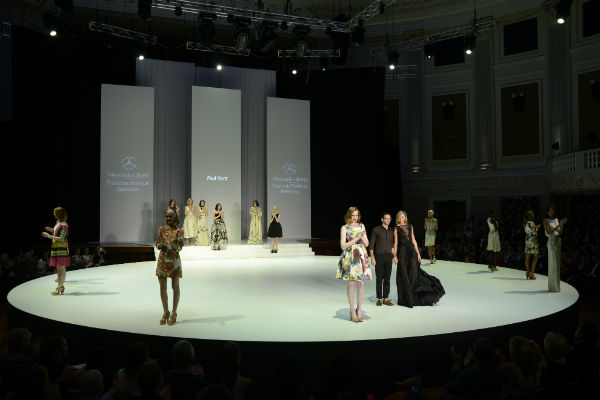 Paul Hunt, Paris style, fashion, Australian fashion designers, Mercedes-Benz Fashion Festival Brisbane