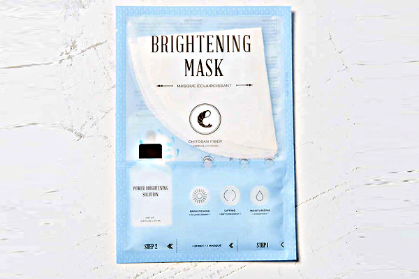 Brightening-mask