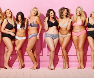 Target, shopping, body confidence, health, exercise, shapes and sizes