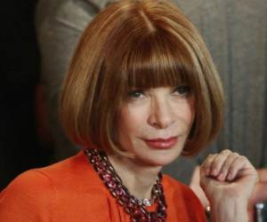 Anna Wintour, resting bitch face, bitchy resting face