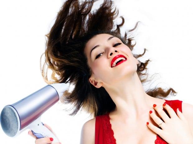Breathe new life into dry hair