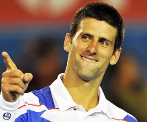 US Open, Novak Djokovic, sexiest list, tennis, sexual fantasies, Victoria Milan