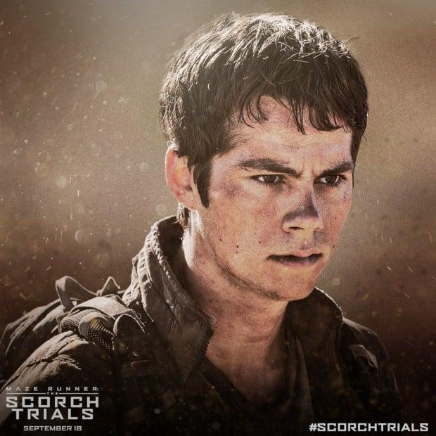 The Maze Runner, The Scorch Trials, Wes Ball, Dylan O'Brien, Kaya Scodelario, Thomas Brodie-Sangster, 20th Century Fox
