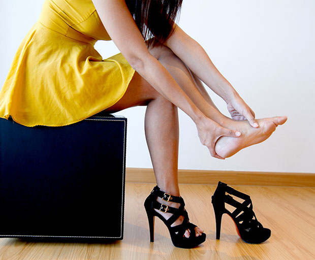 My High-Heel Fetish Led To A Foot Infection