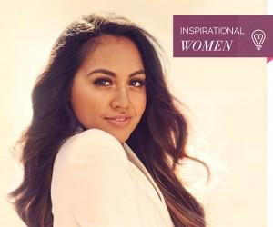 Inspirational Women, Be Beautiful, Jessica Mauboy, talent, singer, actress, Australian