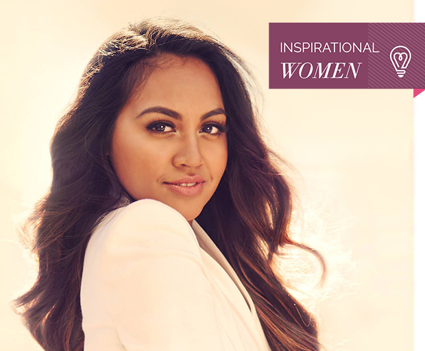 Inspirational Women, Be Beautiful, Jessica Mauboy, talent, singer, actress, Australian
