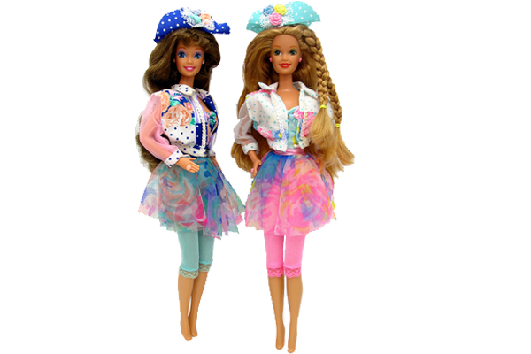 Barbie, doll, childern's toy, parenting