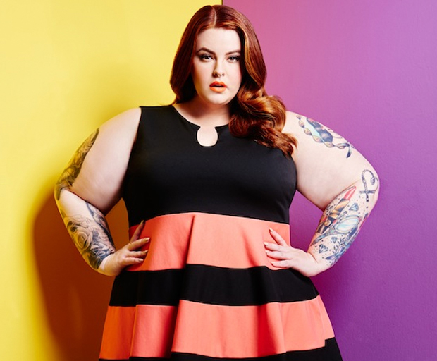 So-called plus-sized models like Holliday are setting the wrong example, as far as I'm concerned.