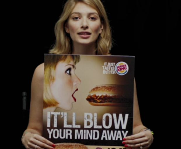 advertising, objectification, sexualisation, Madonna Badger, sex sells, #WomenNotObjects