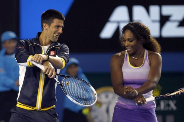 Roger Federer, Rafa Nadal, Novak Djokovic, Australian Open, Serena Williams, tennis